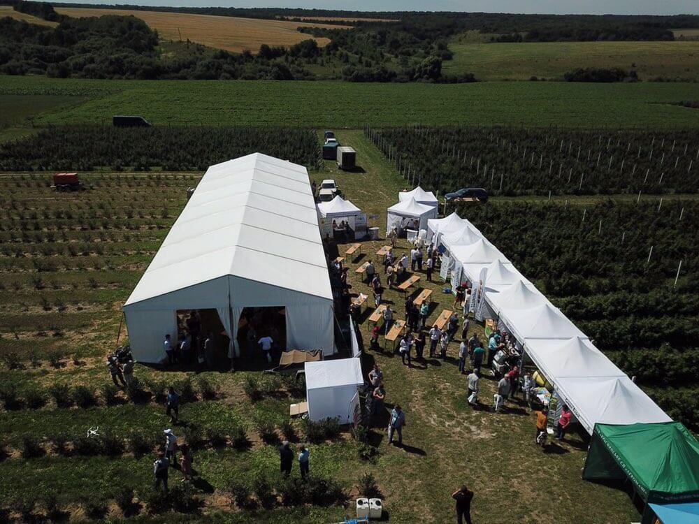Agritecno взяли участь у п'ятому національному дні саду